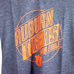 Tops - Auburn Tigers War Eagle Women's V-Neck T-Shirt
